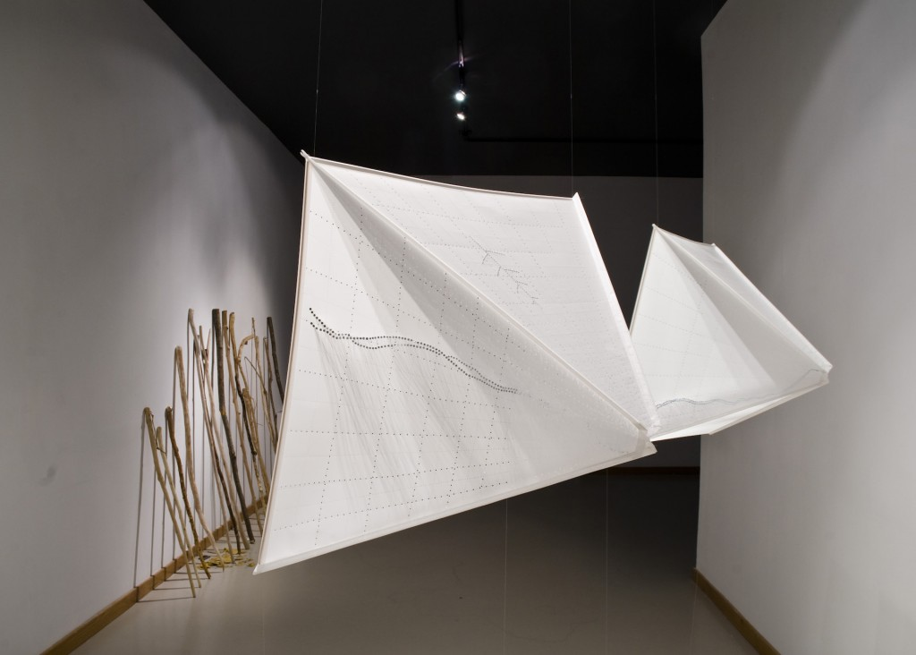 Installation view, The Other Gallery