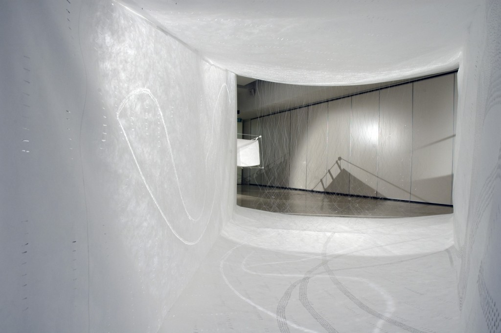 Installation view, Japan Foundation Gallery