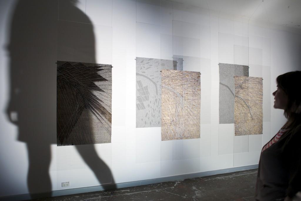 Installation view, Artspace Studio 11